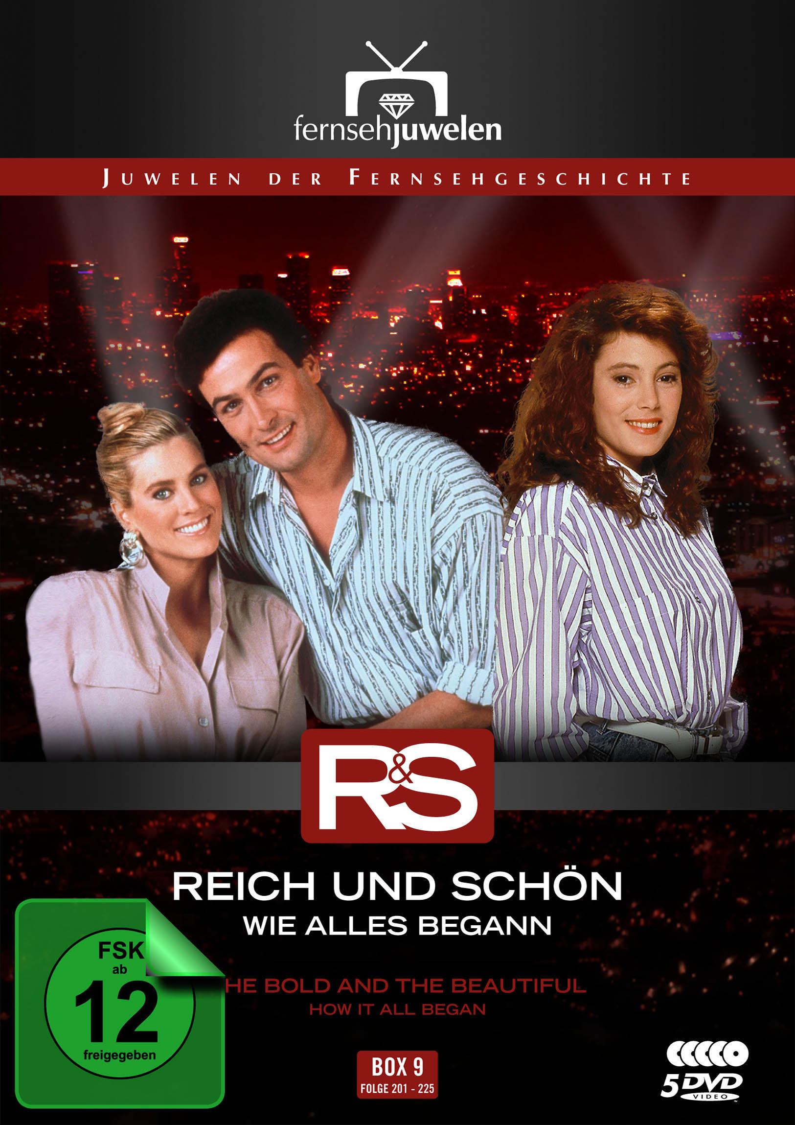Image of Reich und schön: Wie alles begann - Box 9