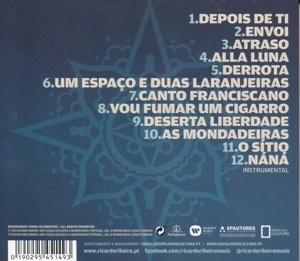Respeitosa Mente CD von Ricardo Ribeiro bei