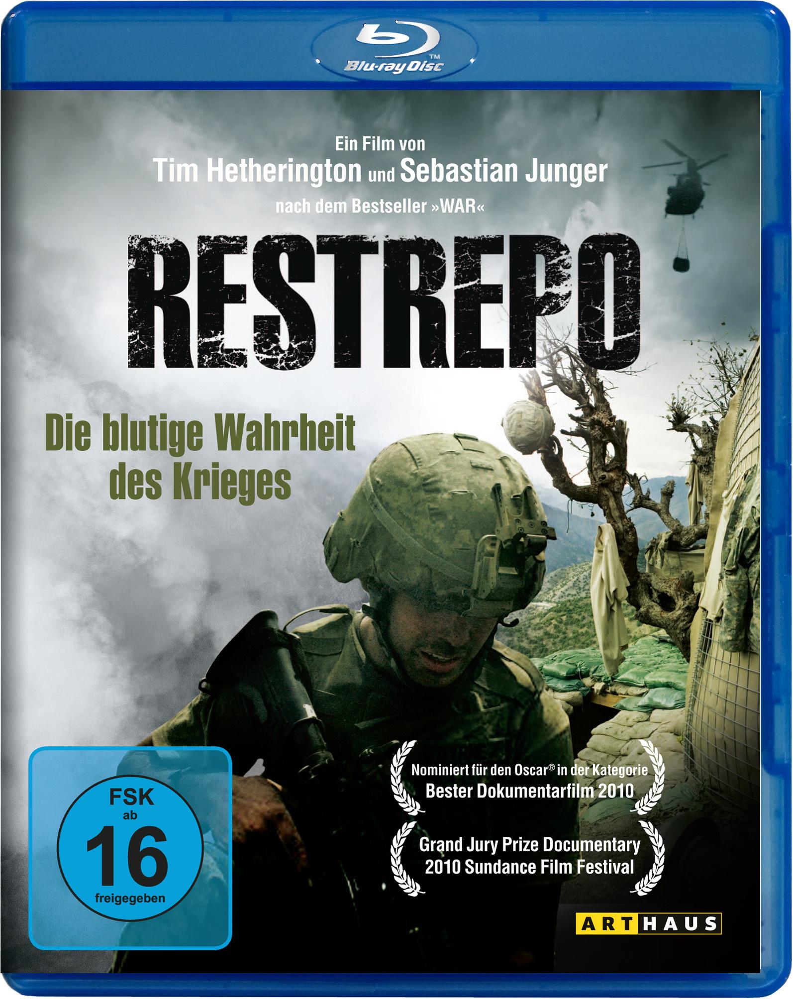Image of Restrepo - Die blutige Wahrheit des Krieges