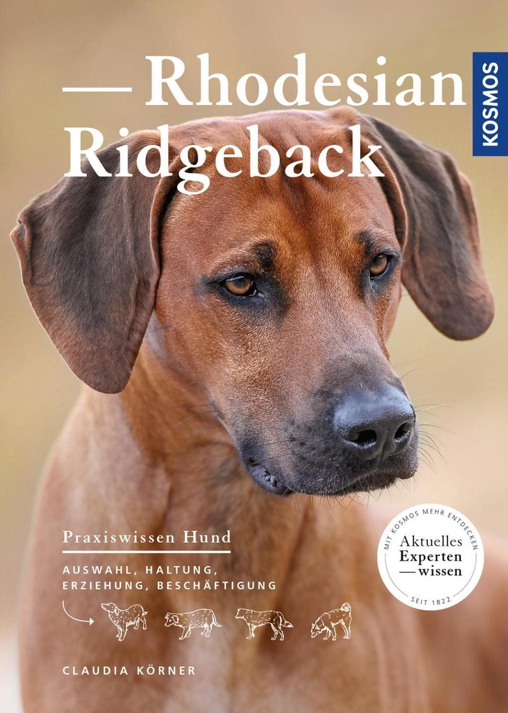 Rhodesian Ridgeback Buch Von Claudia Korner Versandkostenfrei Bestellen