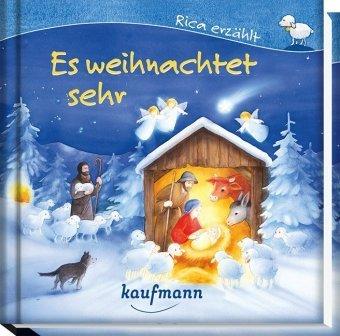 Buch Weihnachten Kinder Geschichten lesen Geschenk Es weihnachtet sehr