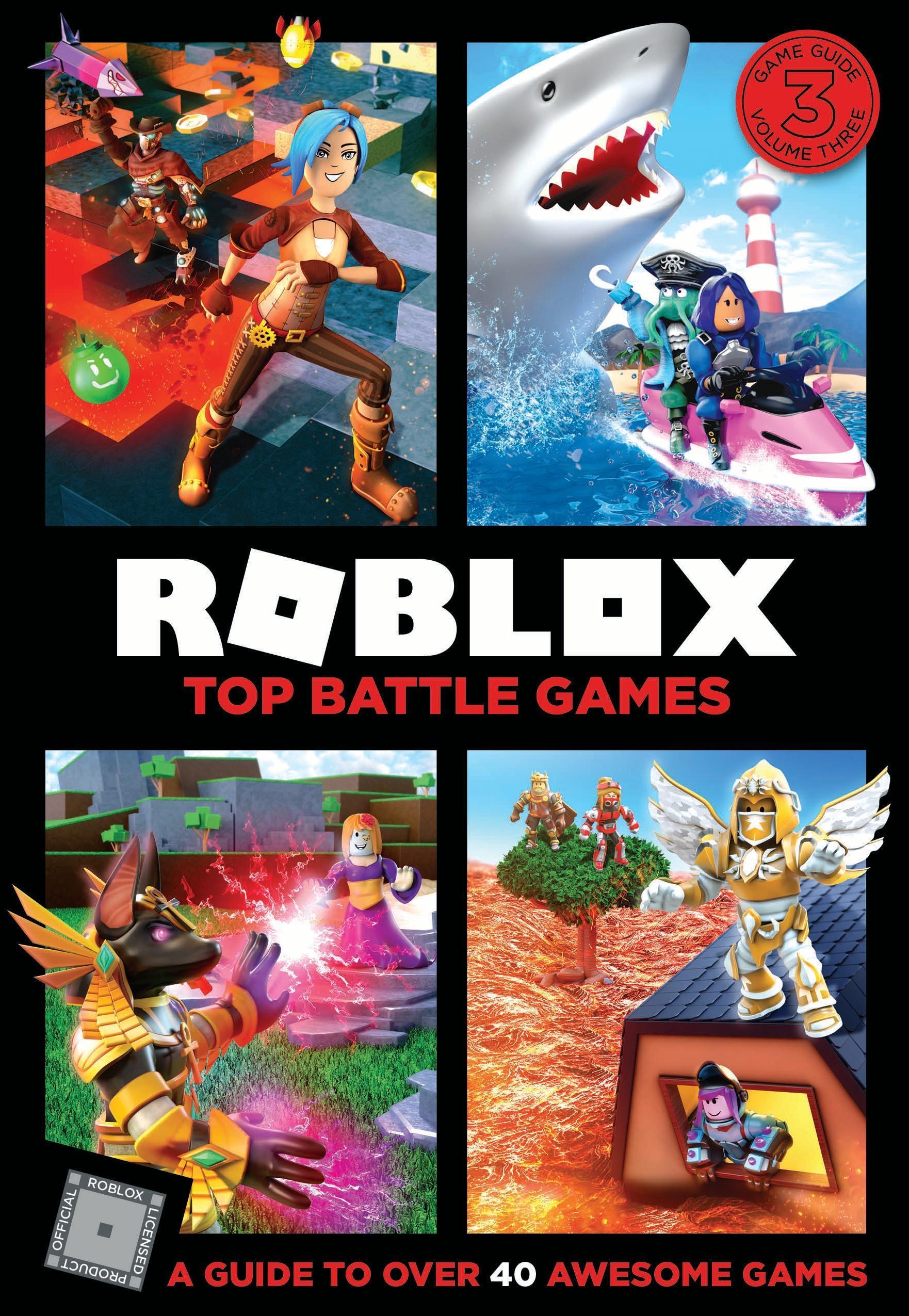 Roblox Top Adventure Games Buch von Roblox versandkostenfrei