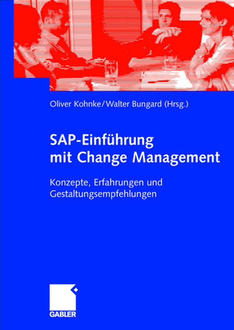 SAP Einführung mit Change Management