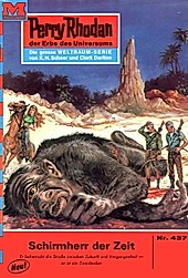 Schirmherr der Zeit (Heftroman) / Perry Rhodan-Zyklus