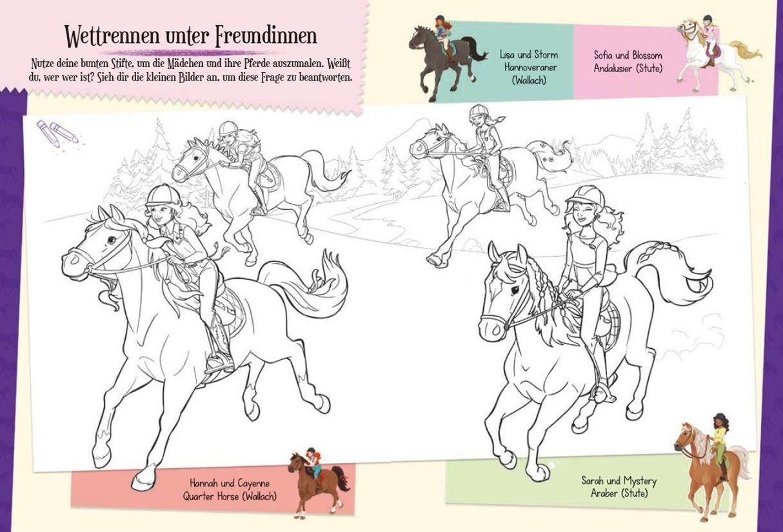 SCHLEICH® Horse Club - Mein Hausaufgabenheft