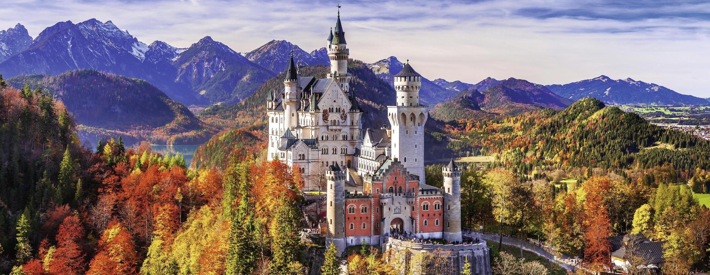 Schloss Neuschwanstein Puzzle Jetzt Bei Weltbild De Bestellen