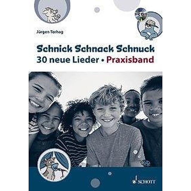 Schnack schnuck schnick What does