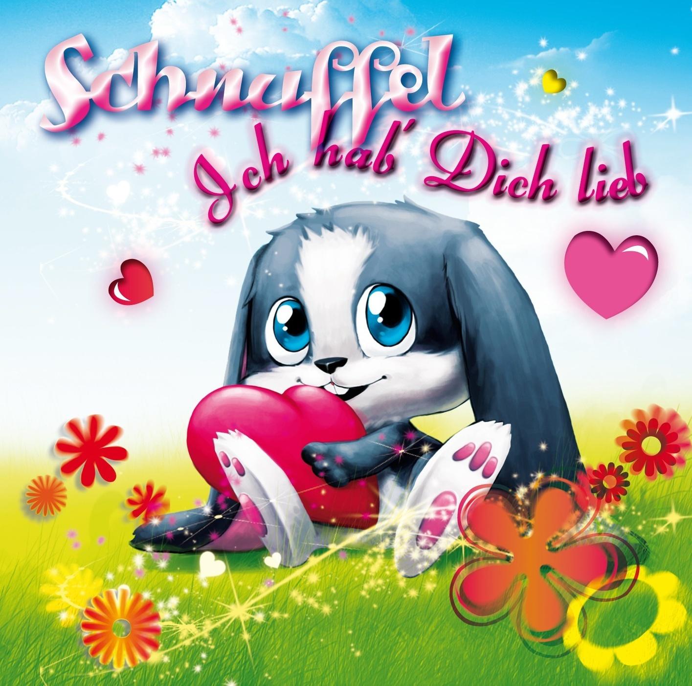 Schnuffel - Ich hab dich lieb CD von Schnuffel bei