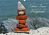 Schöne Insel Helgoland (Wandkalender 2021 DIN A3 quer) - Kalender - Silvia Ott,