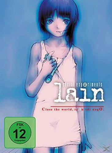 Image of Serial Experiments Lain - Gesamtausgabe Collector's Edition
