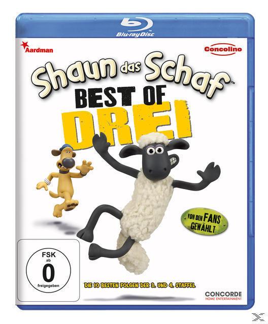 Image of Shaun das Schaf: Best of Drei