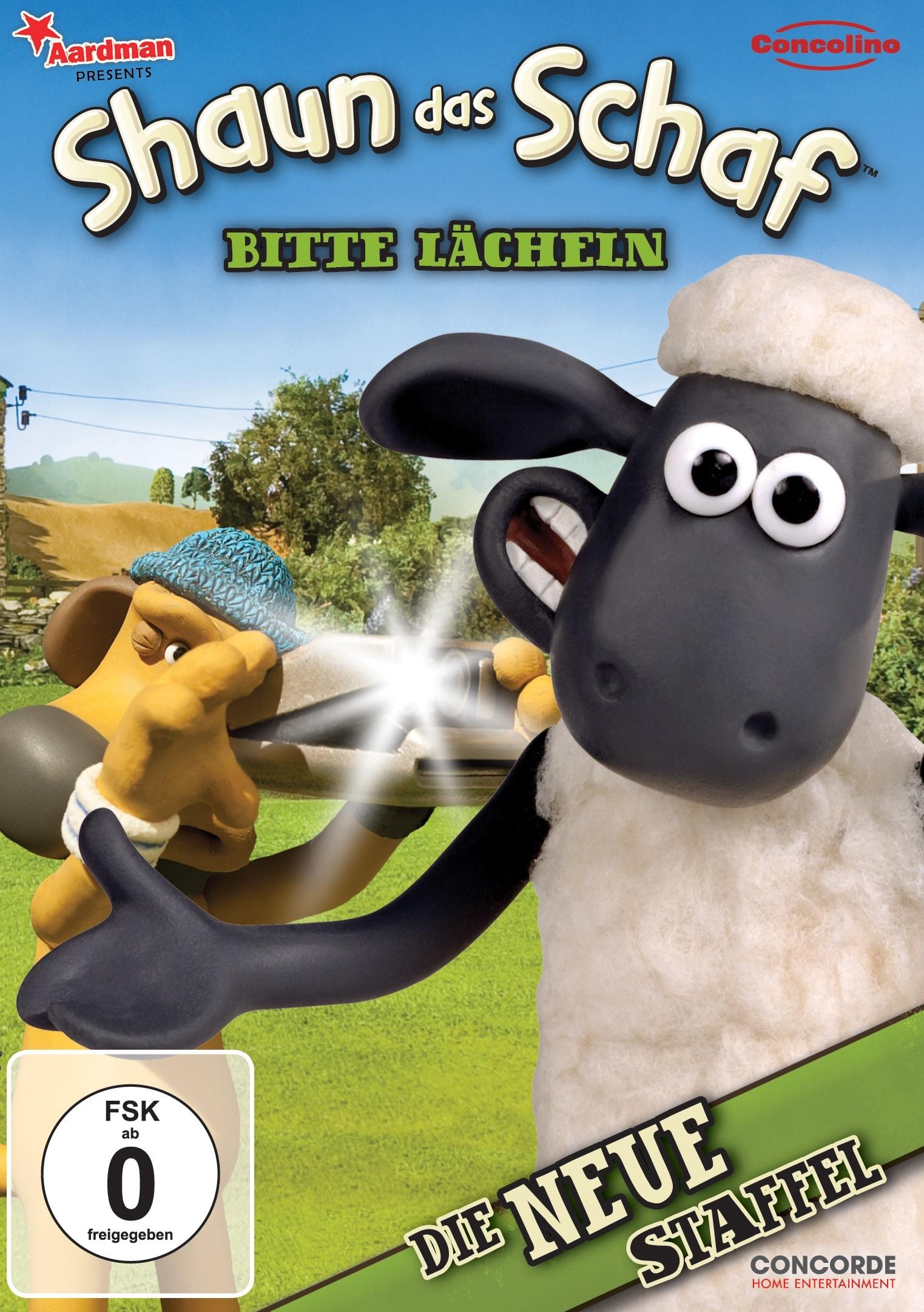 Image of Shaun das Schaf - Bitte lächeln