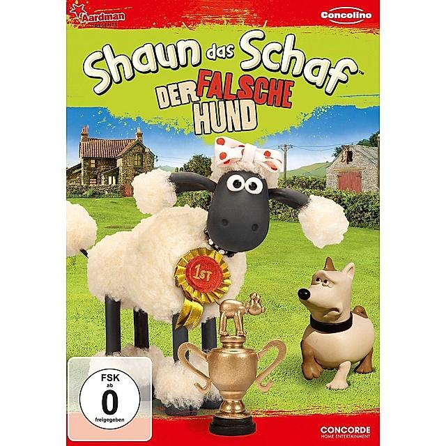 Wie Heißt Der Hund Bei Shaun Das Schaf