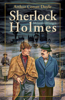 Sherlock Holmes - Watson.