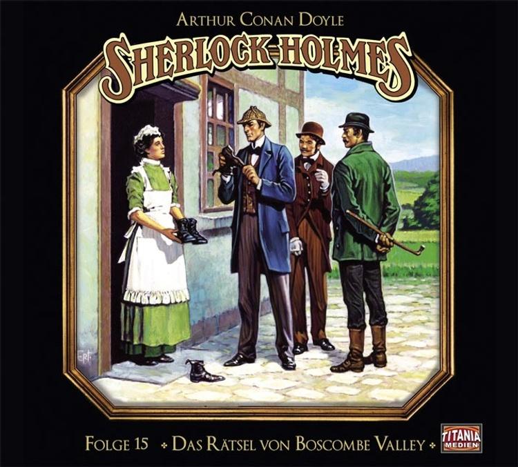 Sherlock Holmes Gespielt Von