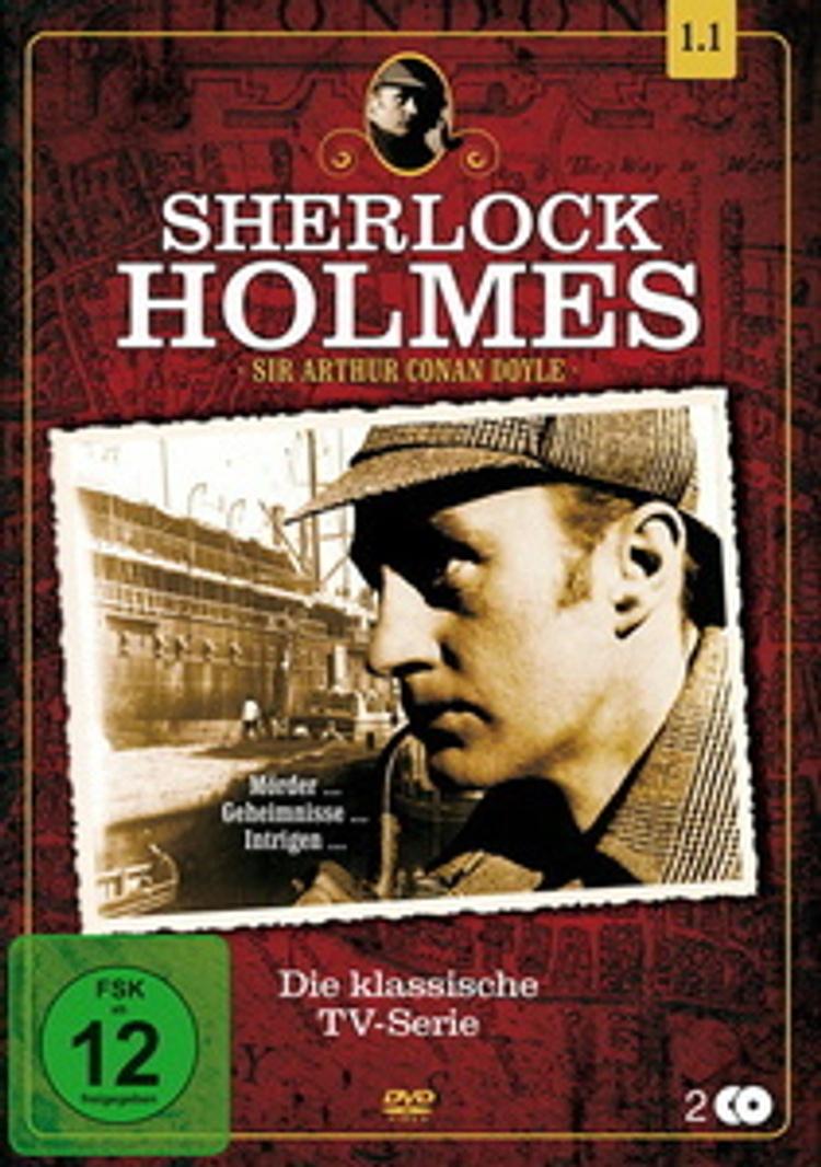 Sherlock Die Serie