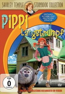Image of Shirley Temple - Pippi Langstrumpf