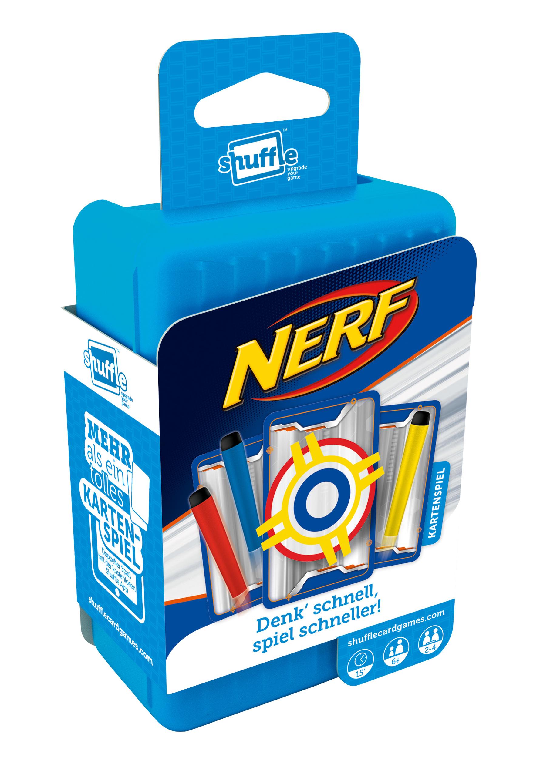 Shuffle Kartenspiel