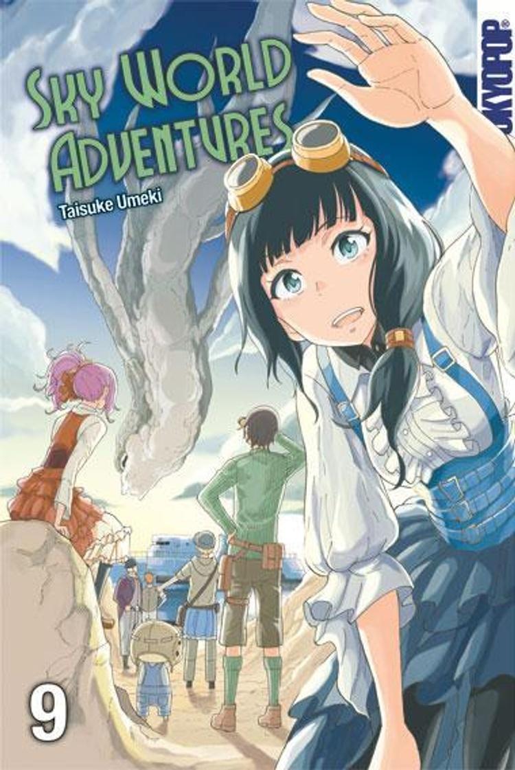 Sky World Adventures Buch Von Taisuke Umeki Versandkostenfrei Bestellen