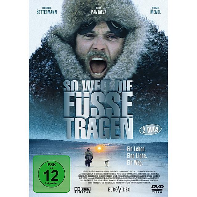 So Weit Die Fusse Tragen 2001 Dvd Bei Weltbild De Bestellen