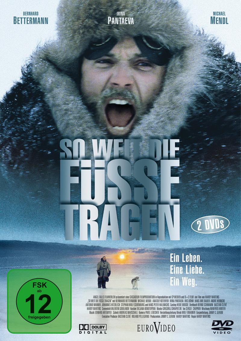 So Weit Die Fusse Tragen 2001 Dvd Bei Weltbild Ch Bestellen