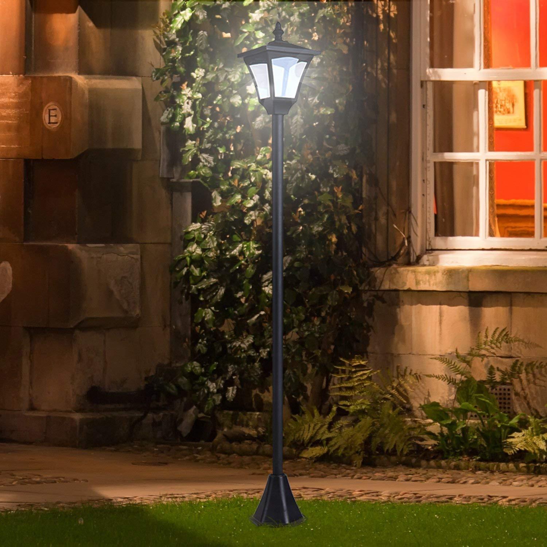 3 Stück Nr.7  Nostalgie Straßenleuchte,Laterne,Lampe mit LED Technik