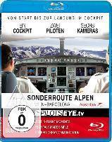 Image of Sonderroute Alpen: Wien-Barcelona, 1 Blu-ray