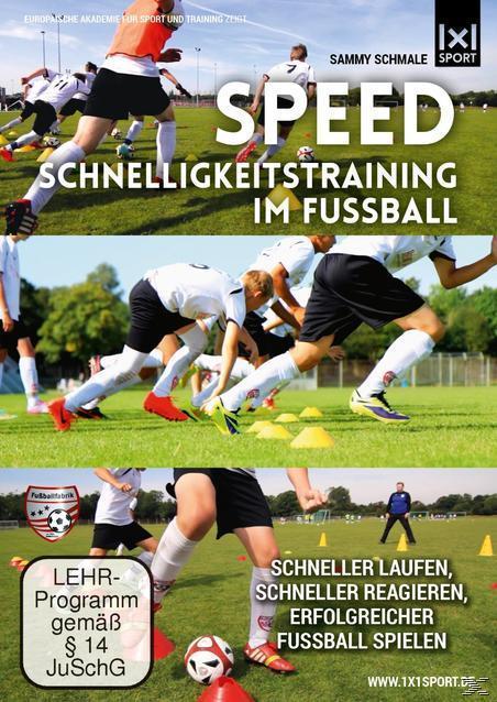 Image of Speed - Schnelligkeitstraining im Fussball
