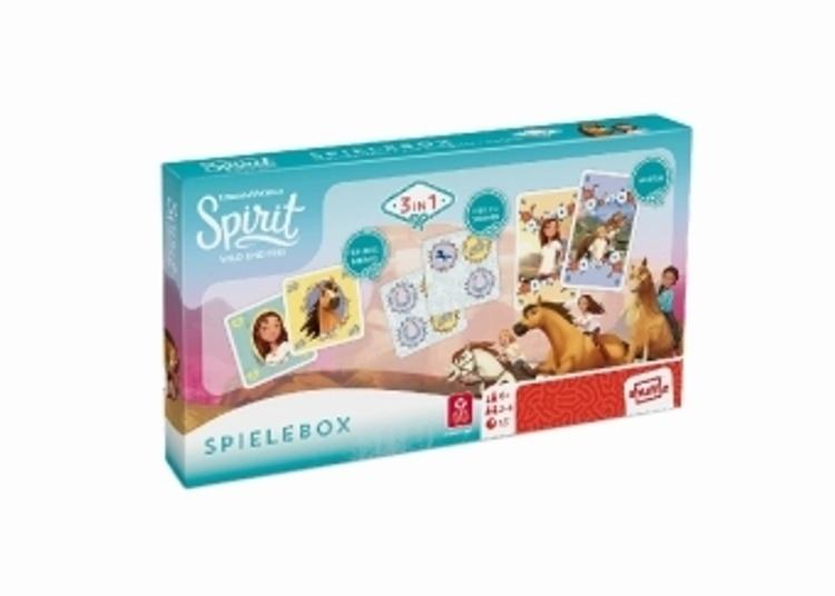 Spirit Spiele