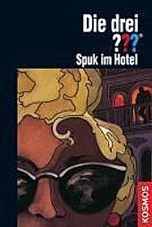 Spuk im Hotel / Die drei Fragezeichen Bd.62 - eBook - Brigitte Johanna Henkel-Waidhofer,