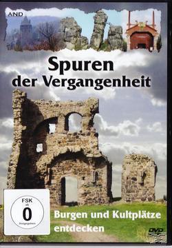 Image of Spuren der Vergangenheit - Burgen und Kultplätze entdecken Spuren der Vergangenheit - Burgen und Kultplätze entdecken