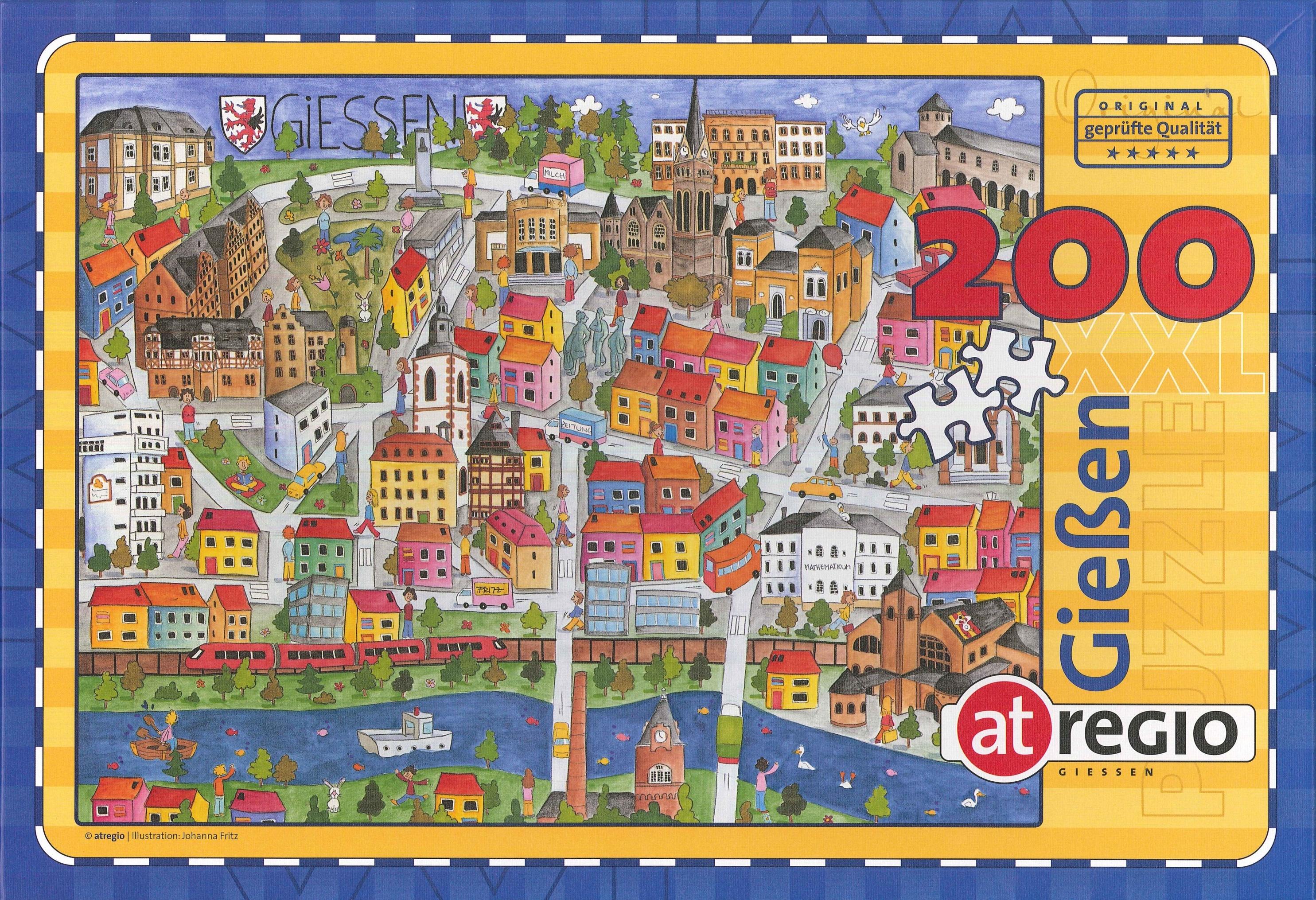 Städte Puzzle