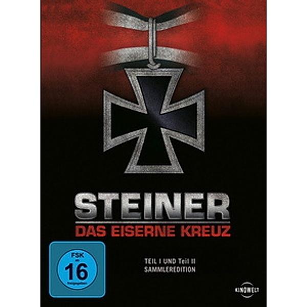 Steiner Das Eiserne Kreuz Teil 1 2 Dvd Weltbild De
