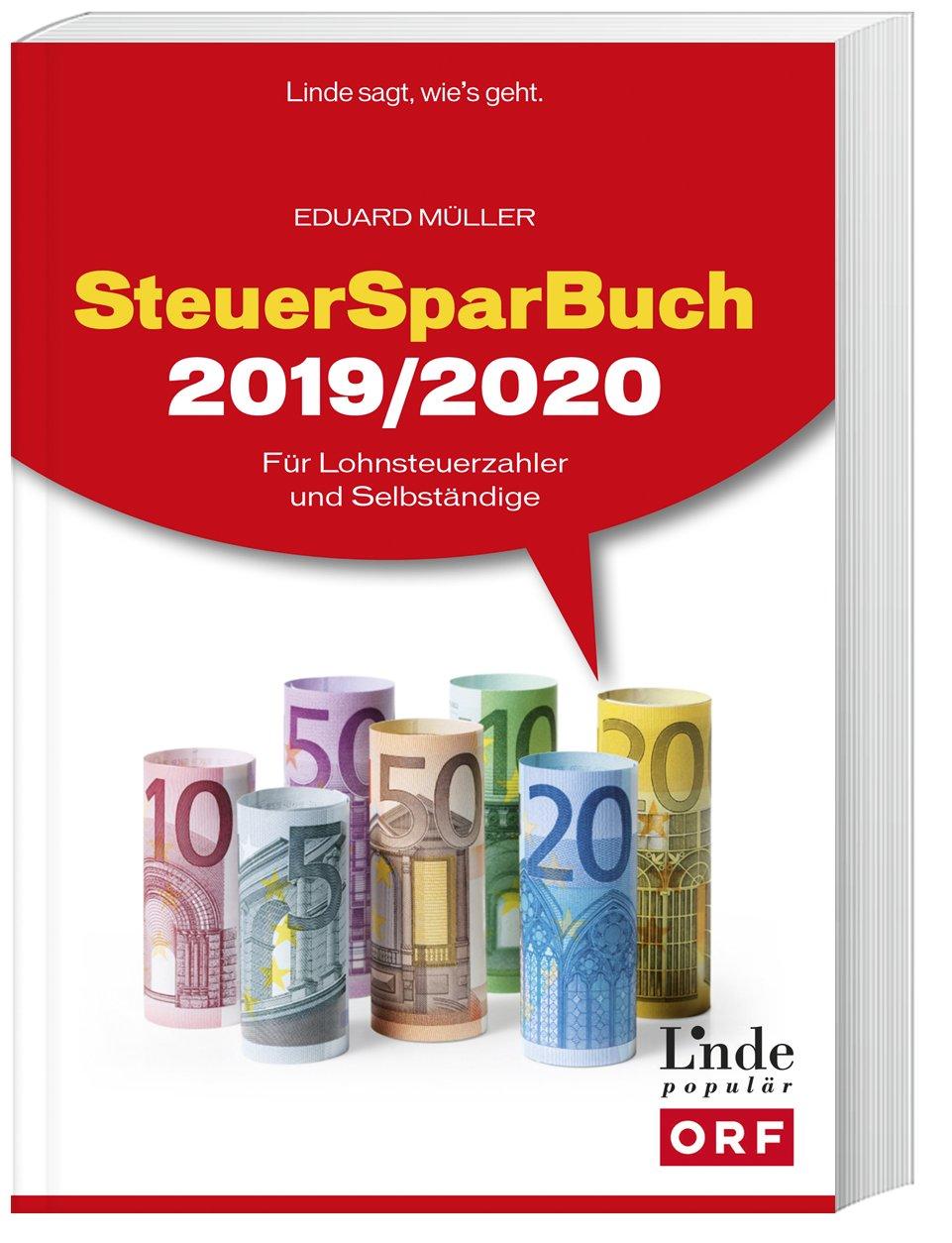 SteuerSparBuch 20192020