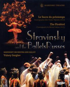 Image of Stravinsky & The Ballets Russes