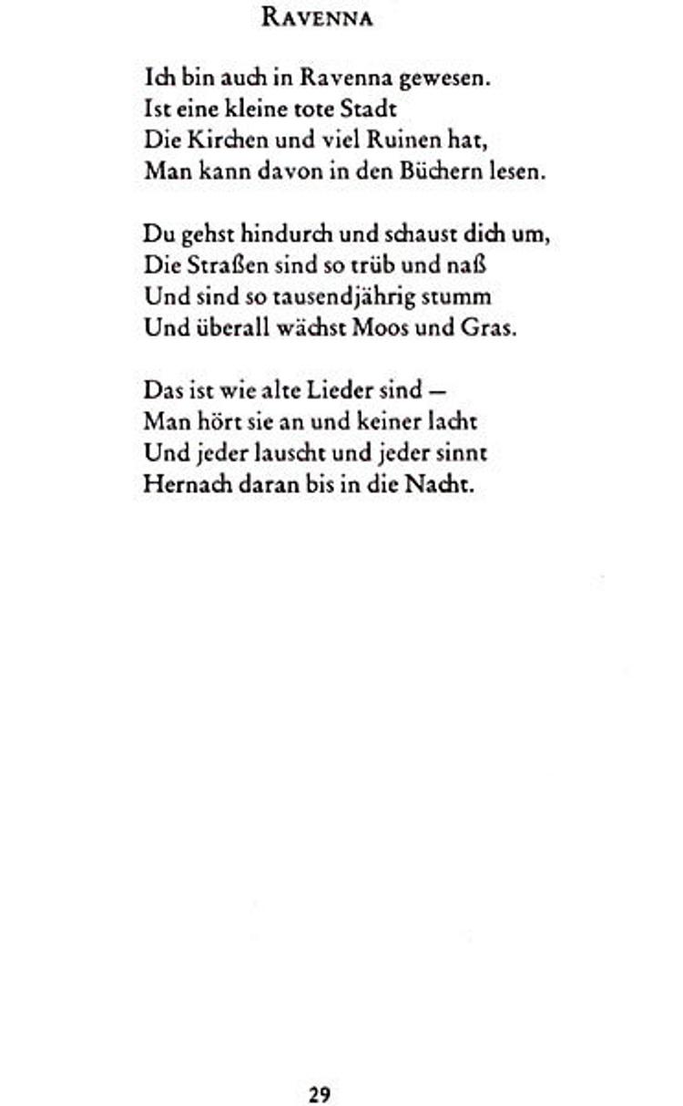 Hermann hesse gedichte stufen