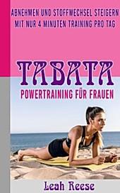 TABATA - Powertraining für Frauen - eBook - Leah Reese,
