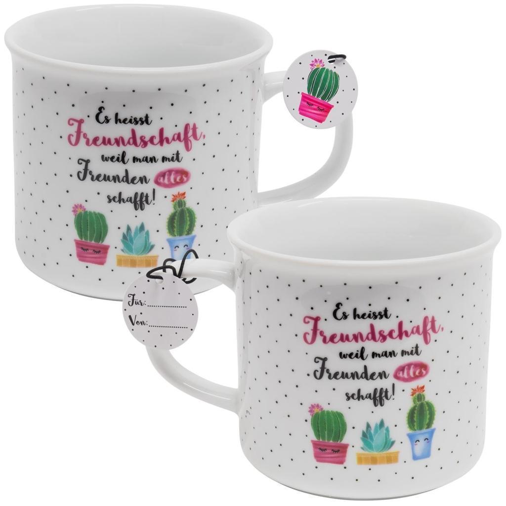 Hobby Job Beruf Fußballer Porzellan-Tasse Henkel-Becher Kaffee Tee Büro-Tasse
