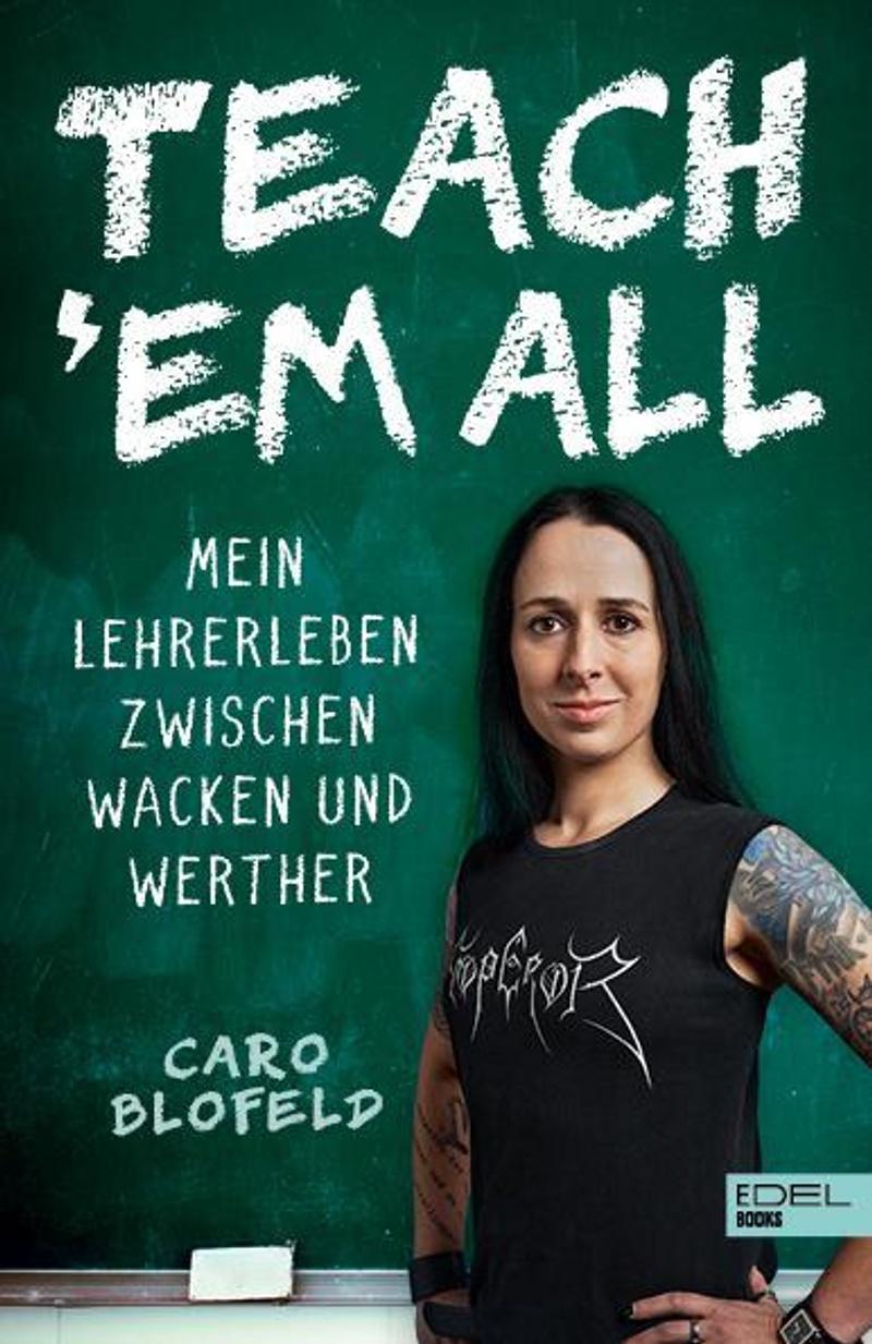 Teach Em All Buch von Caro Blofeld versandkostenfrei bei Weltbild.de