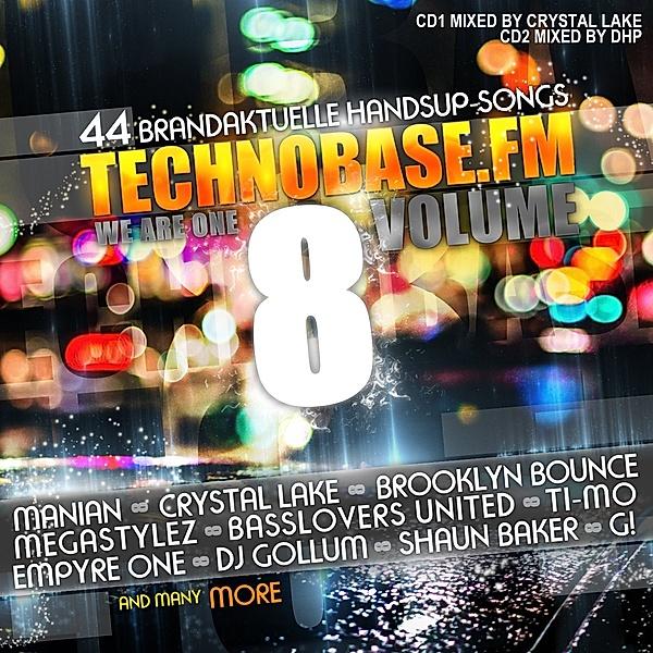 Various Artists - TechnoBase.FM Vol. 8 [CDs ► mixed]