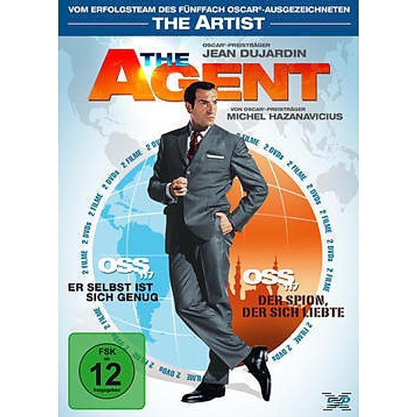 The Agent Oss 117 Teil 1 2 Dvd Bei Weltbild Ch Bestellen
