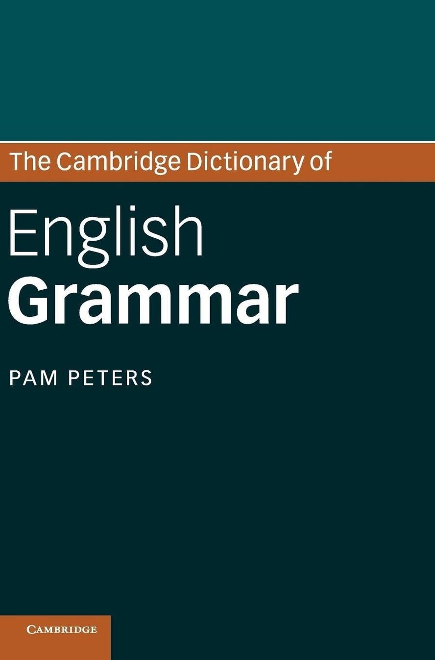 The Cambridge Dictionary of English Grammar Buch versandkostenfrei