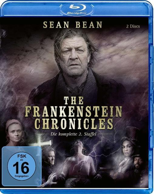 Image of The Frankenstein Chronicles - Staffel 2 - 2 Disc Bluray