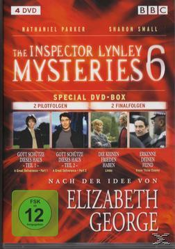 Image of The Inspector Lynley Mysteries - Vol. 6