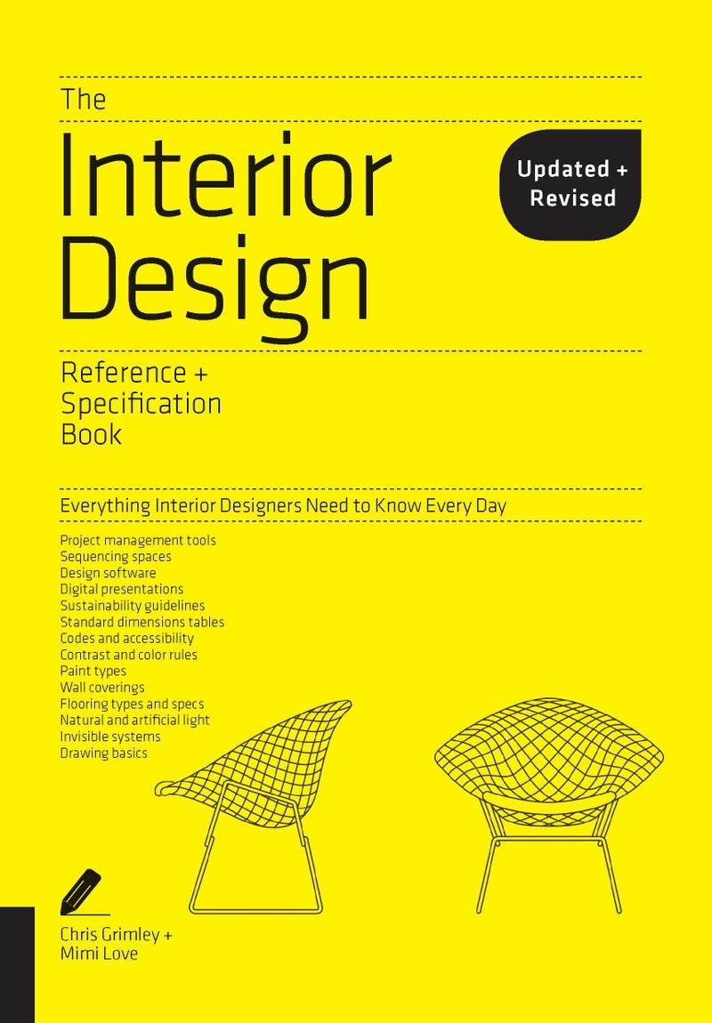 The Interior Design Reference & Specification Book updated ...