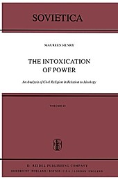 The Intoxication of Power. M. Henry, - Buch - M. Henry,