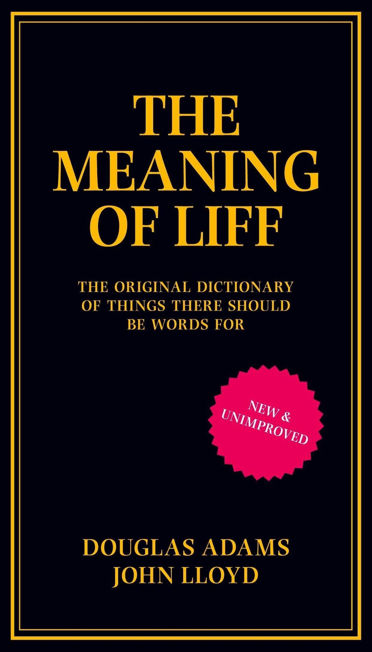The Meaning of Liff Buch von John Lloyd versandkostenfrei bei ...
