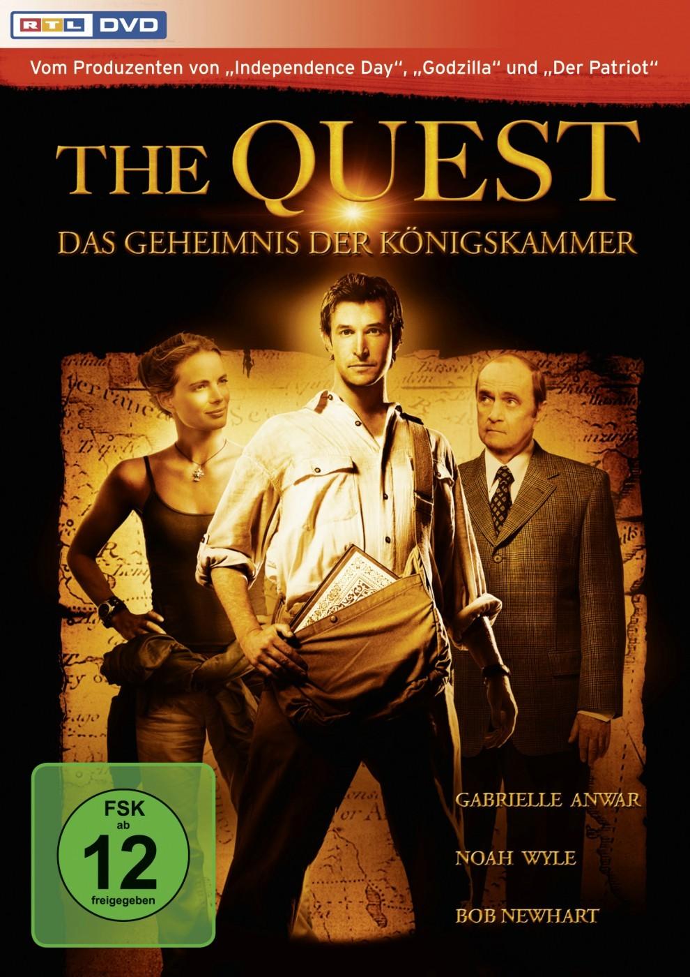 Image of The Quest - Das Geheimnis der Königskammer