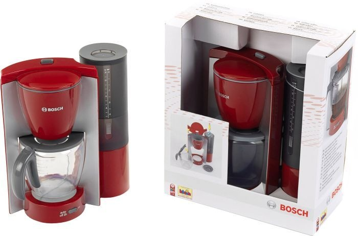 Theo Klein Bosch Kinder Kaffeemaschine mit Wassertank