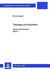 Theologie und Geschichte - eBook - Bernd Jaspert,